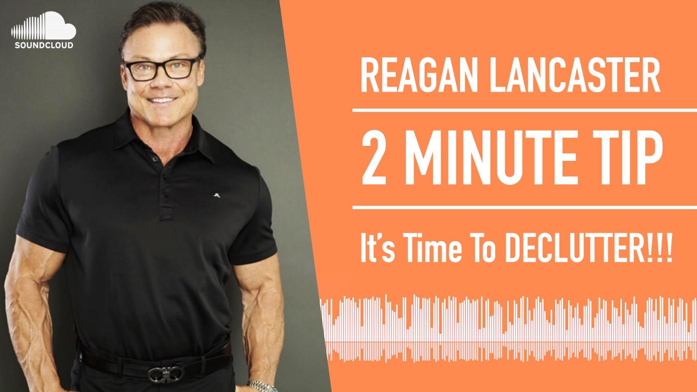 Reagan Lancaster - Declutter Covid