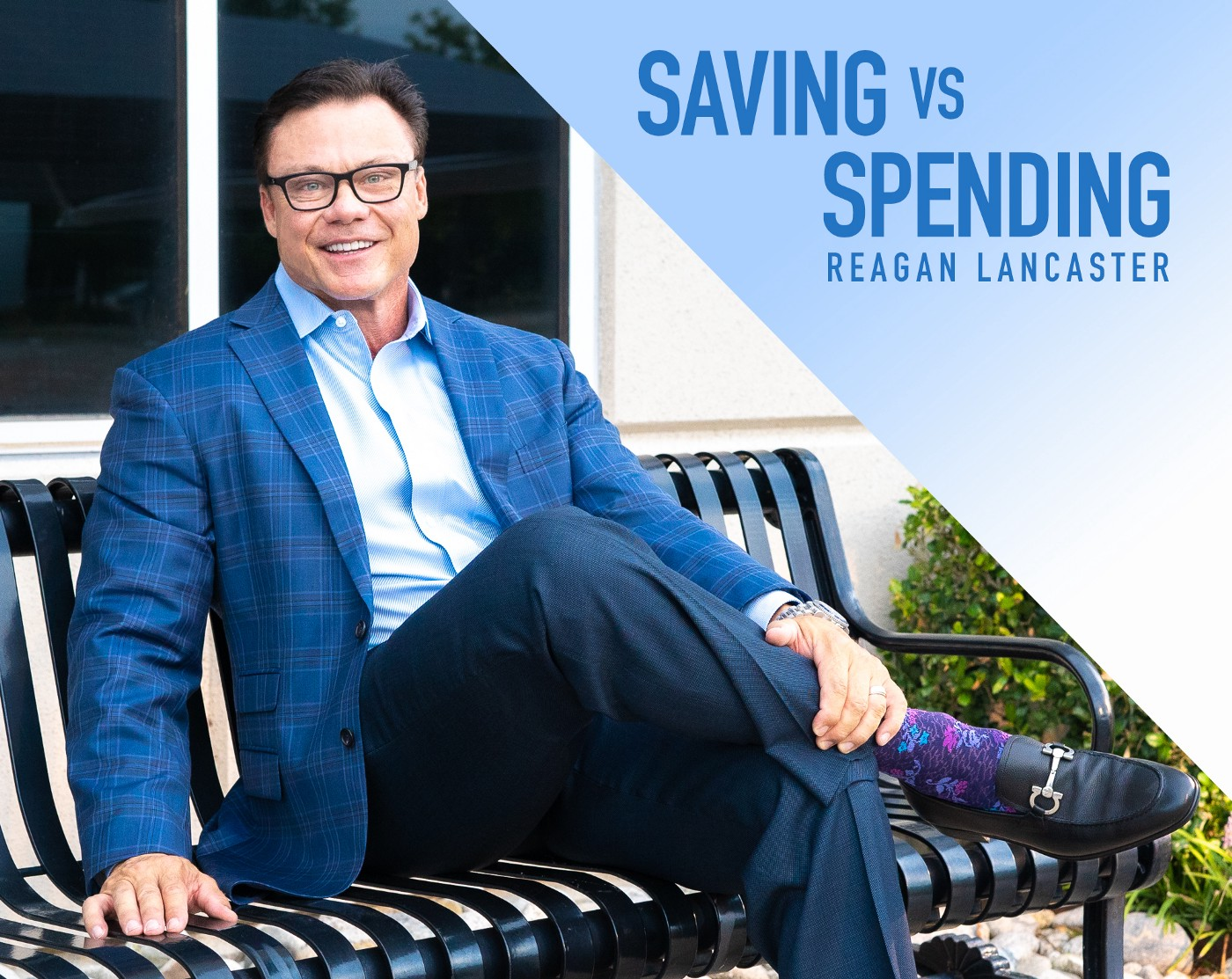 Reagan Lancaster - Saving VS Spending